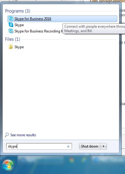 """Sök på """"Skype"""""""